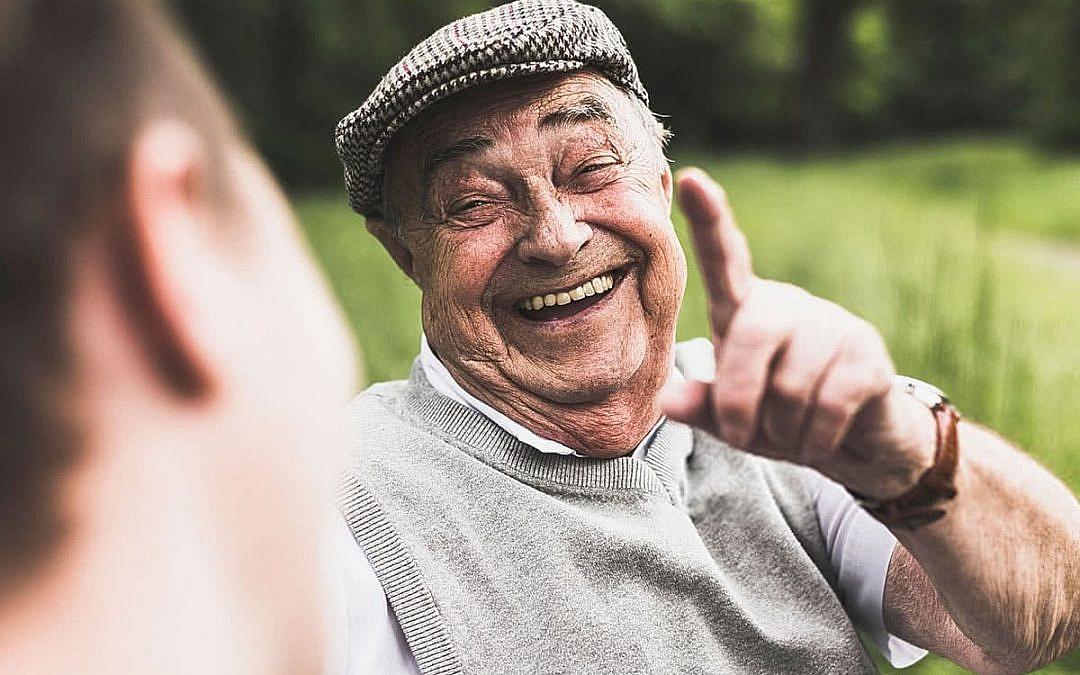 Kein Trauerspiel: ein Plädoyer für das Lachen