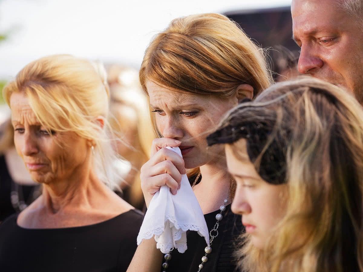 Die Vorsorge für den eigenen Tod hilft den Verbliebenen zu Trauern.