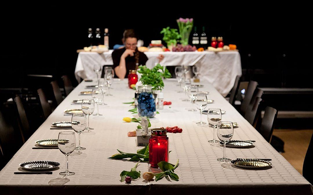 Wenn Tod und Trauer mit am Tisch sitzen